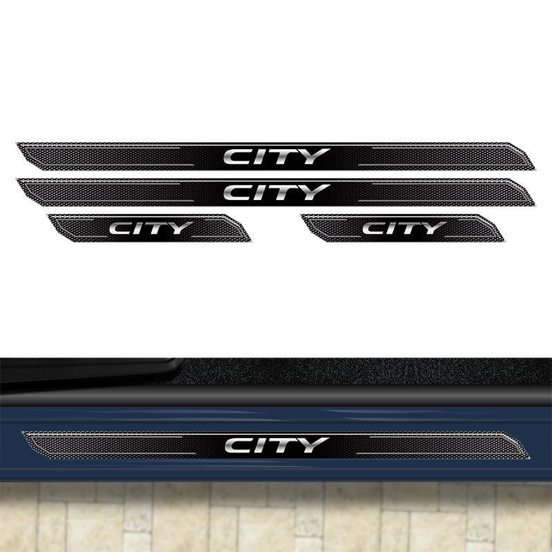 Kit Soleira Da Porta Diamante City 2015 À 2019 Resinada
