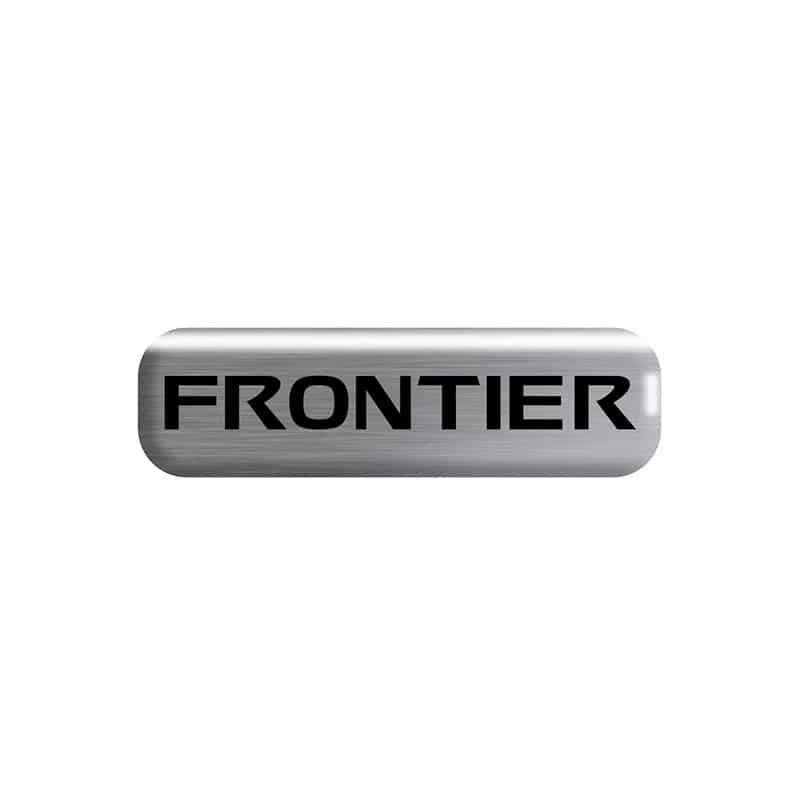 Kit Soleira da Porta Frontier Resinado Com Black Over