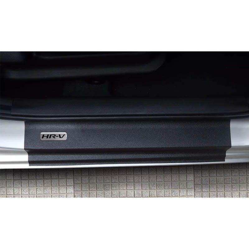 Kit Soleira da Porta HR-V Resinado Com Black Over