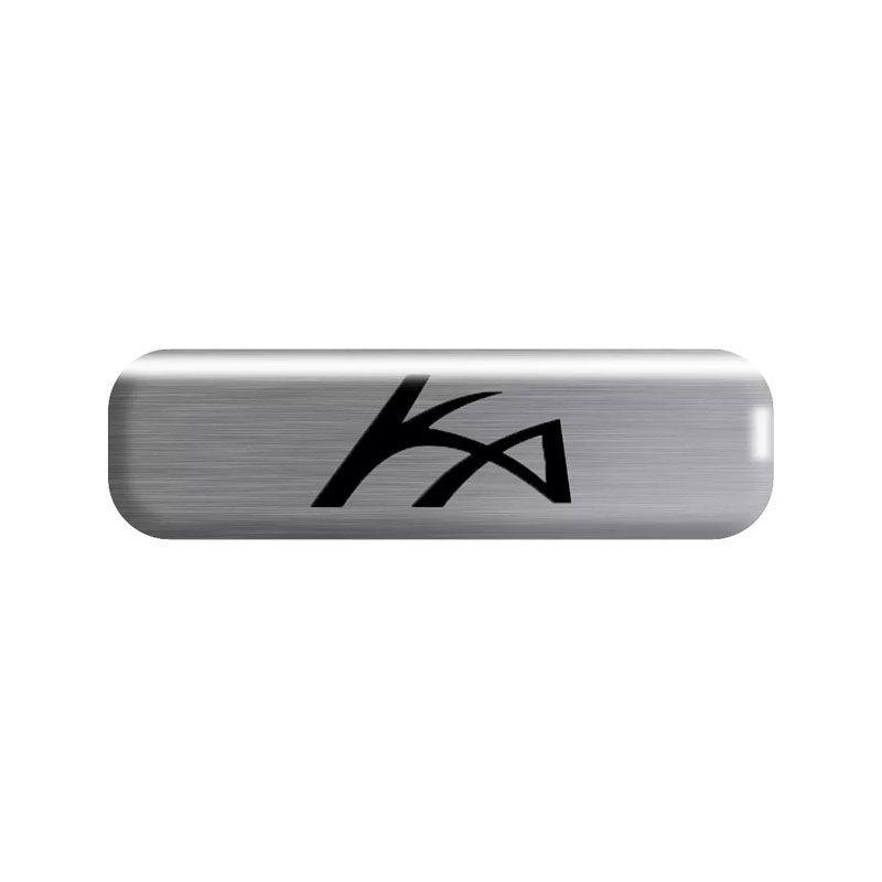Kit Soleira da Porta Ka Novo 15/ Resinado Com Black Over
