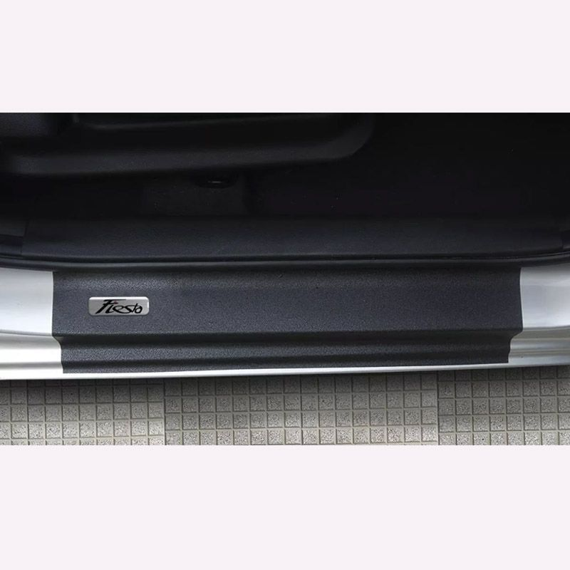 Kit Soleira da Porta New Fiesta Resinado Com Black Over