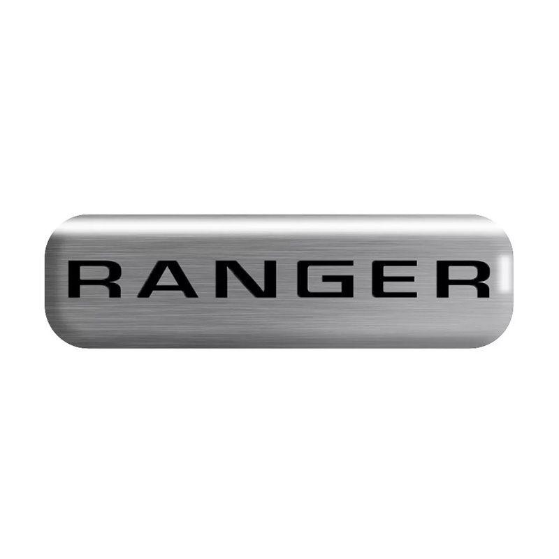 Kit Soleira da Porta Ranger 12/ Resinado Com Black Over