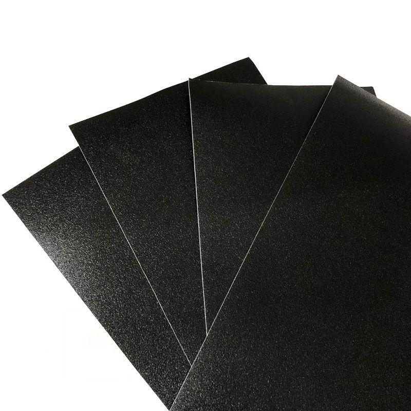 Kit Soleira da Porta Saveiro Summer Resinado Com Black Over