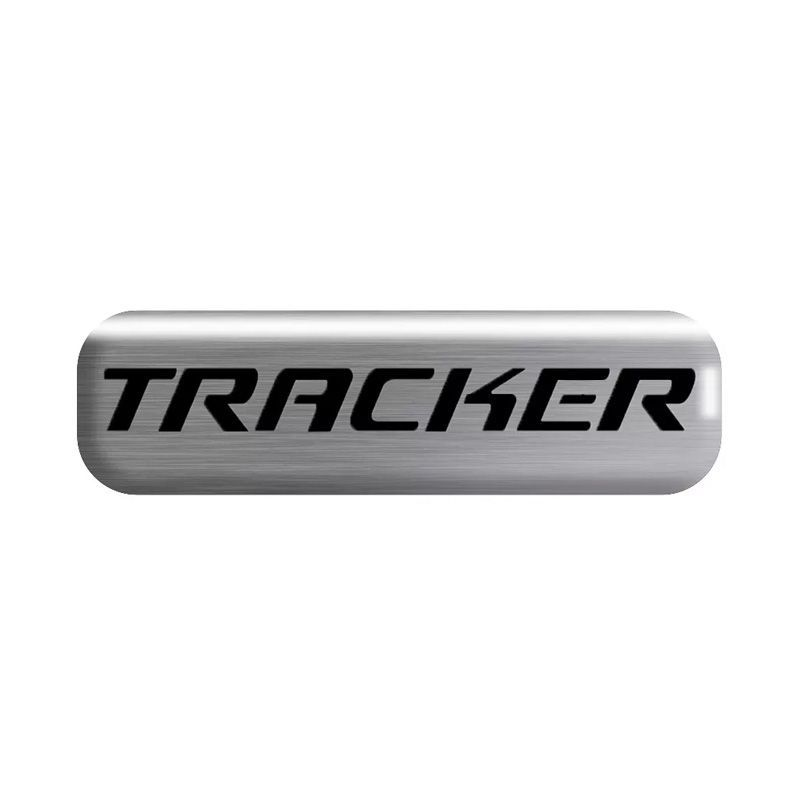 Kit Soleira da Porta Tracker Resinado Com Black Over