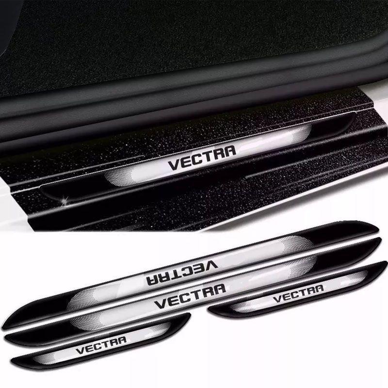 Kit Soleira Da Porta Vectra Com Black Over Resinado