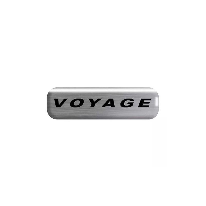 Kit Soleira da Porta Voyage G5/G6 Resinado Com Black Over
