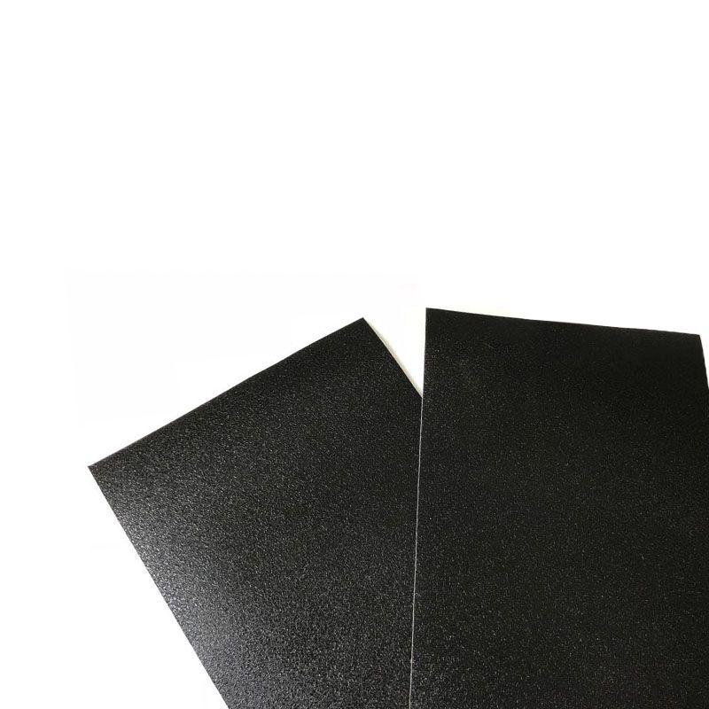 Soleira Diamante Fox 2004/2014 2 Portas Com Proteção Black