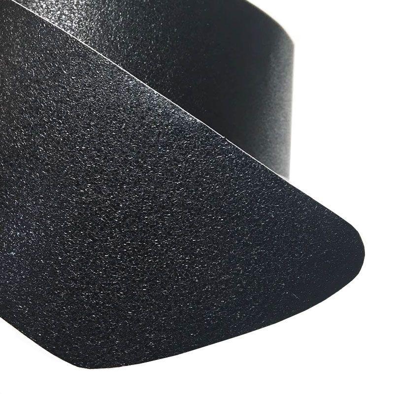 Soleira Do Porta-Malas Onix Joy 2018 Adesivo Protetor Black