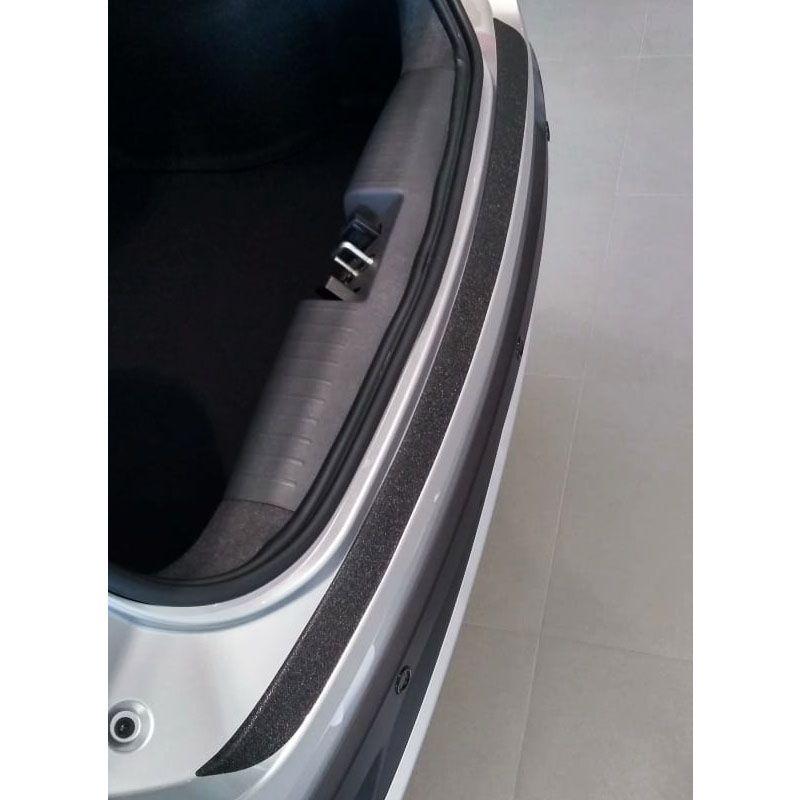Soleira Do Porta-Malas Tiggo 2 Chery Adesivo Protetor Black