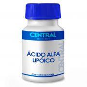 Ácido Alfa Lipóico 300mg 30 cápsulas - poderoso antioxidante