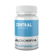 Alcachofra 500mg - 90 cápsulas - Diurético, Antioxidante, Hepatoprotetora