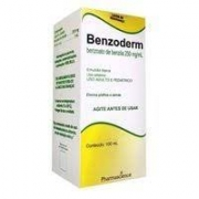 BENZODERM® 250 MG/ML 100 ML EMULSÃO - PHARMASCIENCE