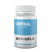 Berinjela 500mg - 60 Cápsulas - Alto Teor de Fibras e Antioxidantes