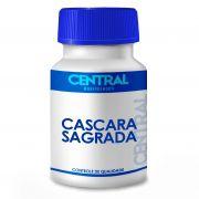 Cascara Sagrada 300mg 60 cápsulas - Melhora o funcionamento intestinal