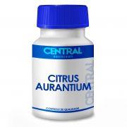 Citrus aurantium 500mg 60 cápsulas - Termogênico Natural