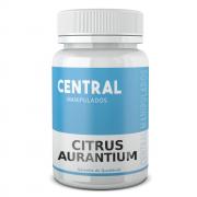 Citrus Aurantium 500mg - 60 cápsulas - Termogênico, Acelera o Metabolismo