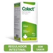 COLACT ®  LACTULOSE 667MG/ML XAROPE 120ML SEM SABOR - UNIÄO QUÍMICA