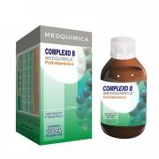 COMPLEXO B 100ML-MEDQUÍMICA