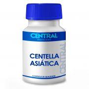Centella asiática 250mg 60 cápsulas - Emagrecedor