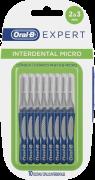 ESCOVA DENTAL  ORAL B INTERD MICRO 1U