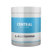 L glutamina em Pó - 300g - Suplemento para prática esportiva, Reforço para Imunidade, Desintoxicação corporal, Regulador Hormonal