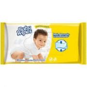 LENCO UM BABY WIPES 48UN