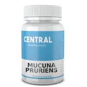 Mucuna Pruriens 400mg - 120 cápsulas - Afrodisíaco. Estimulante