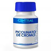 Picolinato de Cromo 350mcg 120 cápsulas - Reduz Vontade por Doces