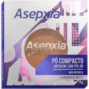 PO ASEPXIA  BEGE ESCURO 10G