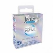 PRES JONTEX SENS INVISIVEL 2U