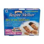 RESPIRE MELHOR P NORM MED 10T