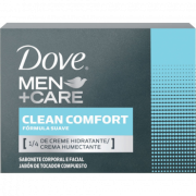 SABONETE DOVE MEN CLEAN COMFORT 90G