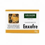 SABONETE  GRANADO ENXOFRE 90G 12UN