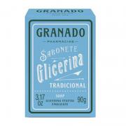 SABONETE  GRANADO GLIC TRAD 90G 12UN