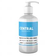 Clorexidina 0,5% + Extrato de Algas 10% - 100ML Sabonete Líquido - Uso externo para Celulite, Cicatrizante, Antisséptico , Antifúngico, Bactericida