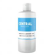 Jaborandi 10% + Piritionato de Zinco 1% -  Shampoo 100ml  - Anti queda para cabelo frágil e quebradiço, combate oleosidade e caspa