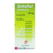 SINTAFLAT® 40MG 20 COMPRIMIDOS - GLOBO