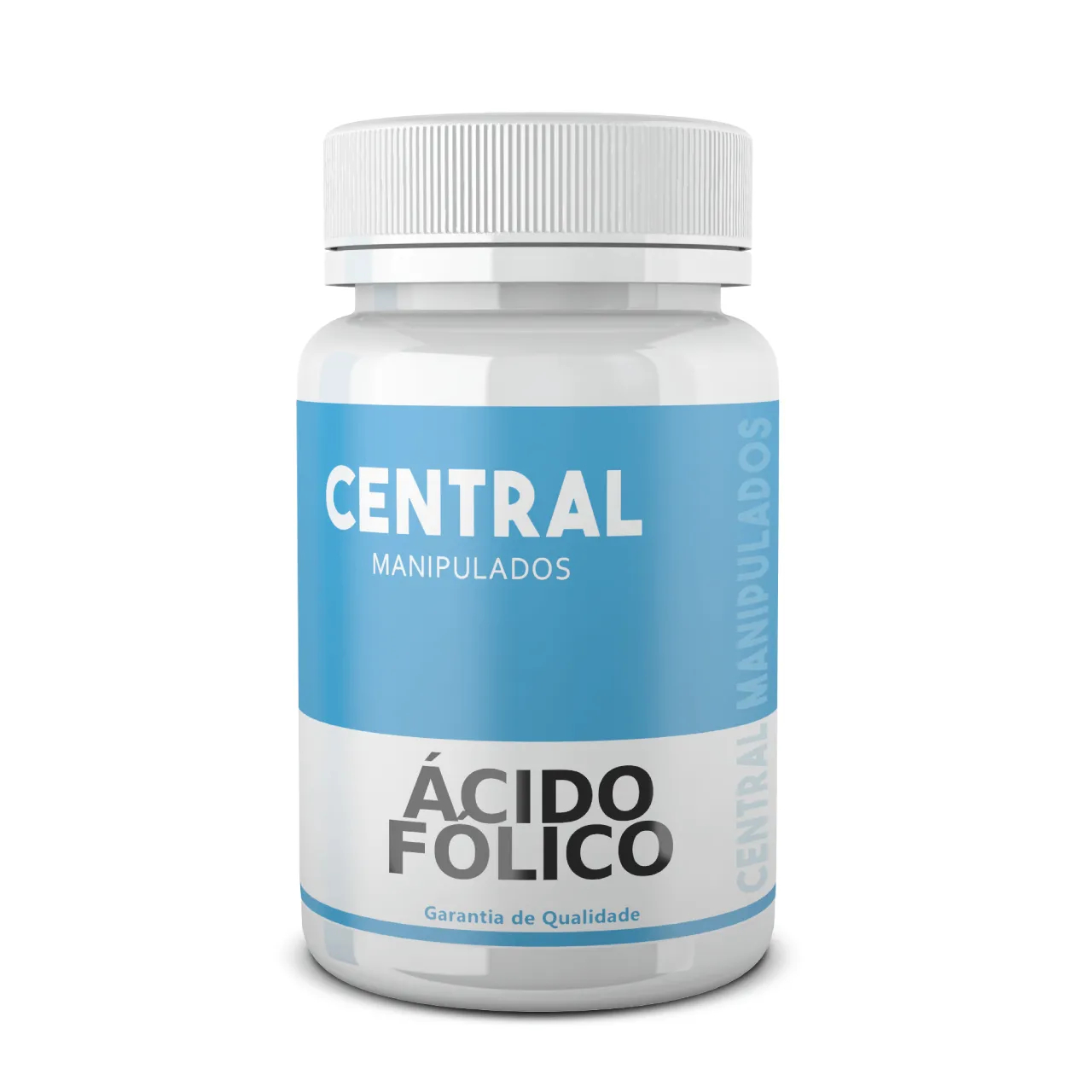 Ácido Fólico 800mcg - 60 cápsulas - Vitamina B9