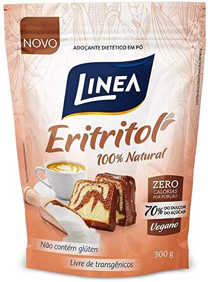 ADOÇANTE  LINEA ERITRITOL 300G