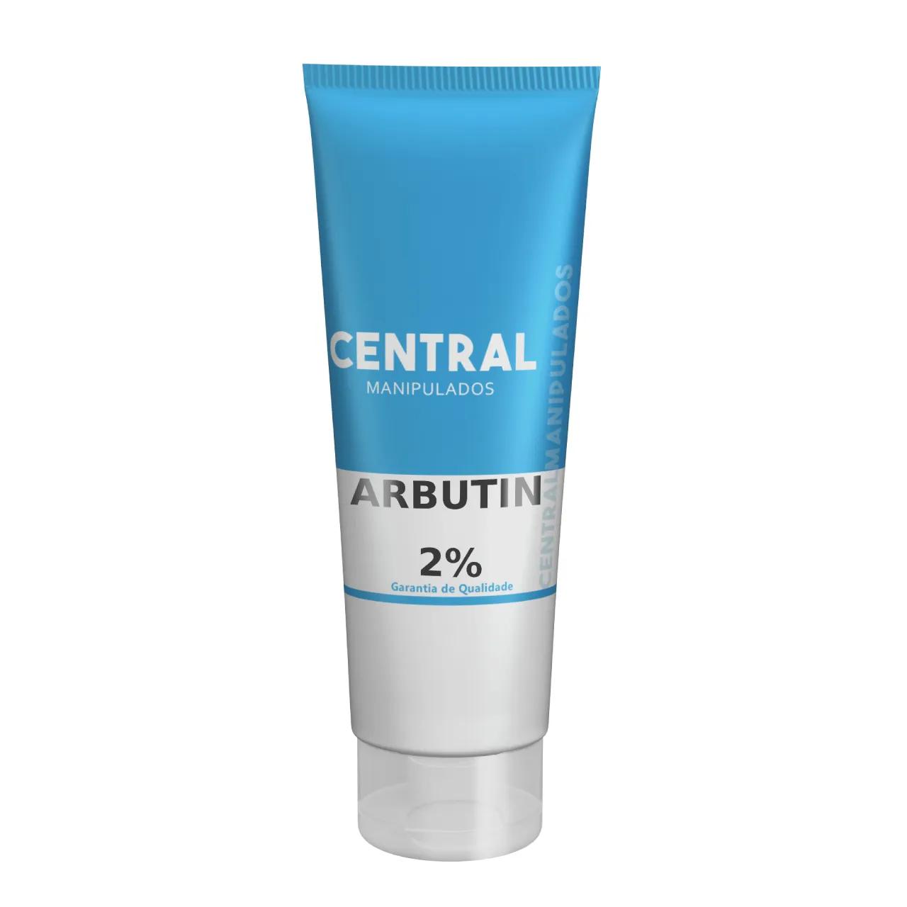 Alfa Arbutin 2% - Creme 30g - Clareador da Pele, Reduz Manchas e Sardas