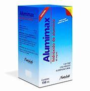 ALUMIMAX 60MG/ML SUSPENSÃO 100 ML - NATULAB