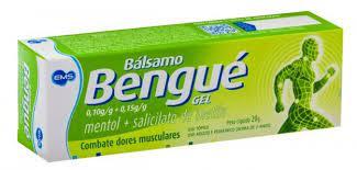 BÁLSAMO BENGUÉ 20G GEL - EMS