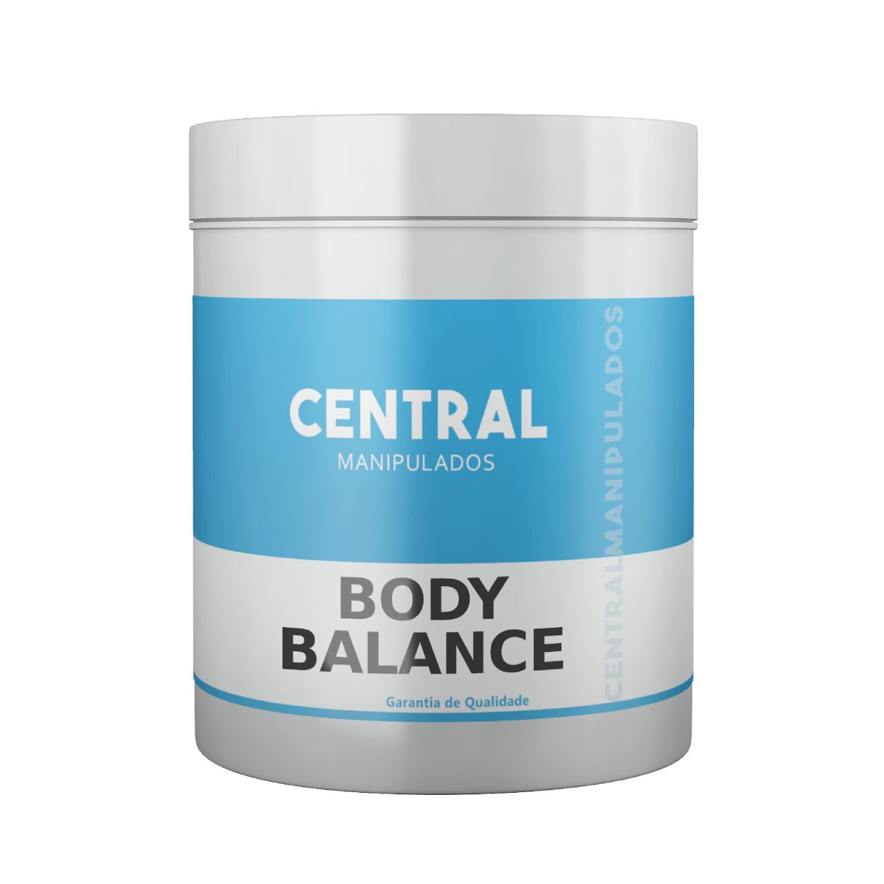 Colágeno Body Balance Em Pó - Sabor laranja - 450g - Aumenta massa muscular, diminui gordura corporal, suplemento protéico de uso diário