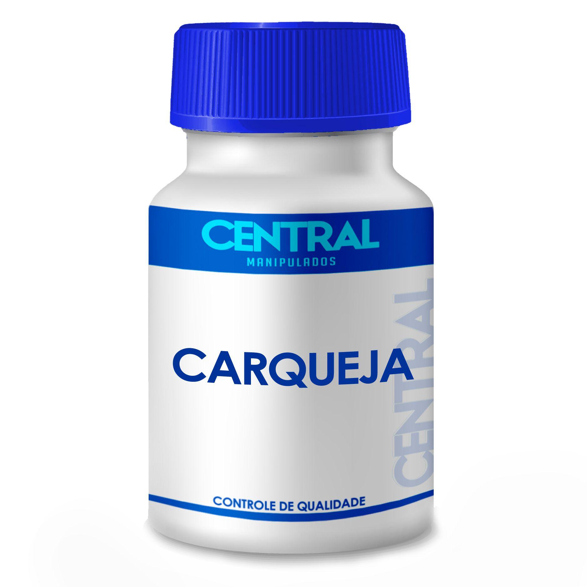 Carqueja 300mg 60 cápsulas - digestiva, hepatoprotetora, diurética