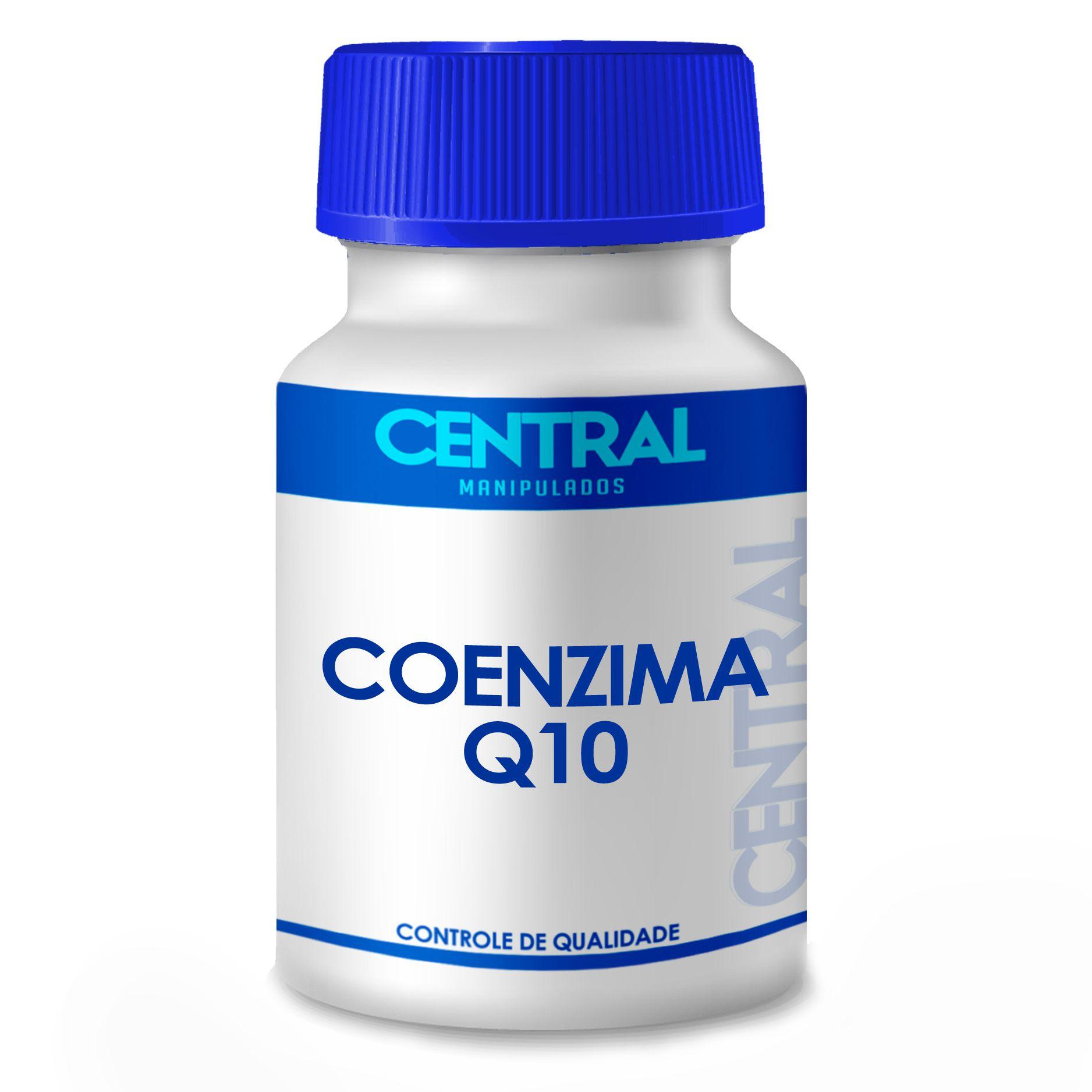 Coenzima Q10 100mg 60 cápsulas - Antioxidante e imunidade