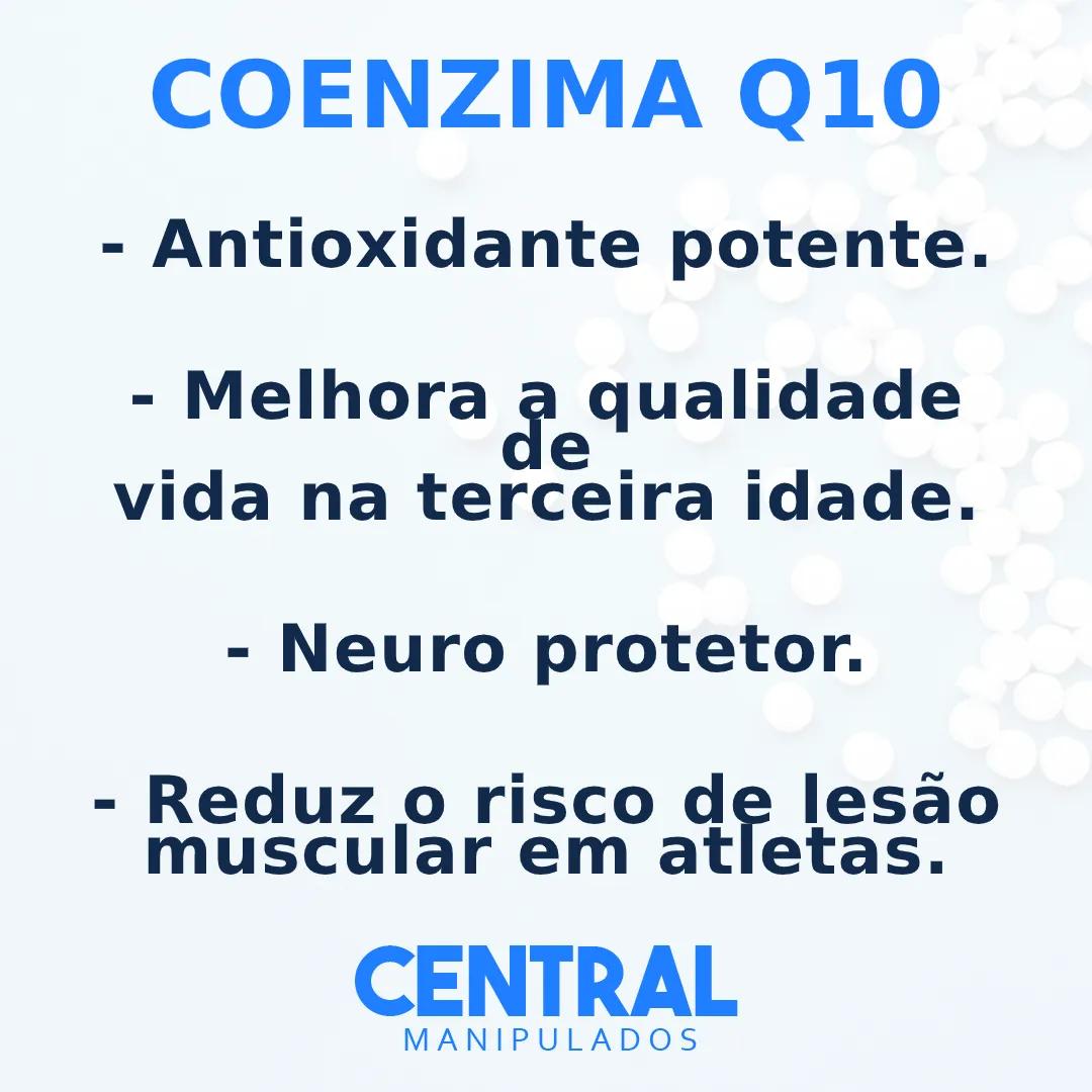 Coenzima Q10 (Ubiquinona) 150mg - 30 cápsulas - Antioxidante Potente, Neuroprotetor