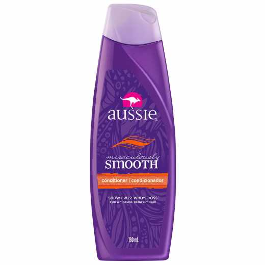 CONDICIONADOR  AUSSIE SMOOTH 180ML