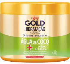CREME  CAB NIELY TR AGUA COCO 430G