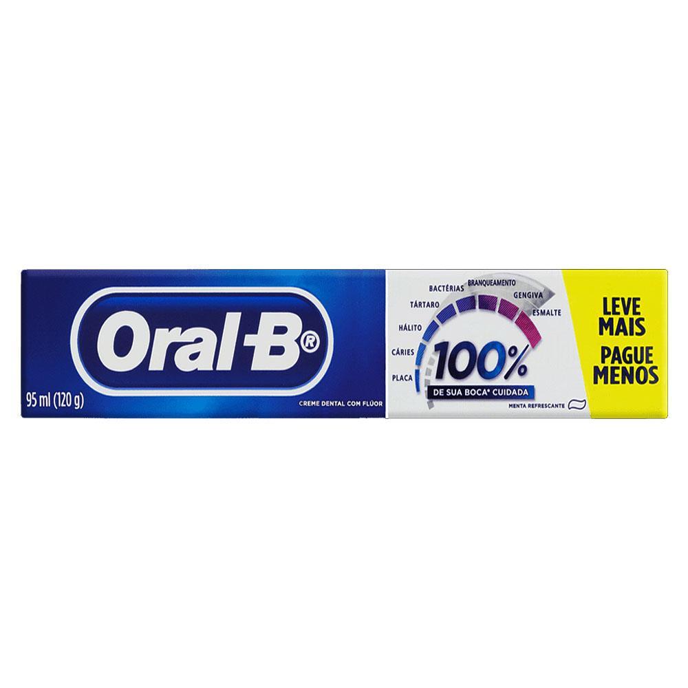 CREME  D ORAL B 100% 120G