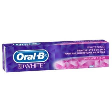 CREME  D ORAL B 3D WHITE BRI F 70G